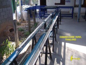 Oxiana Core Processing facillity Thailand