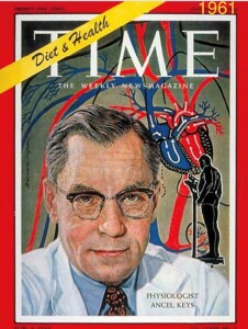 Ansel Keys Time cover 1961 cropped