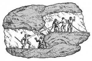 Drawing Butte miners at war from Sales