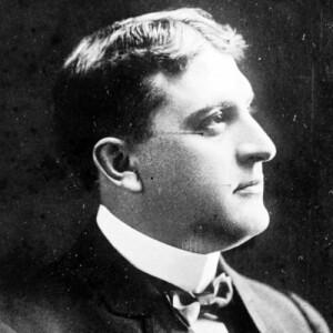 F Augustus King in 1910